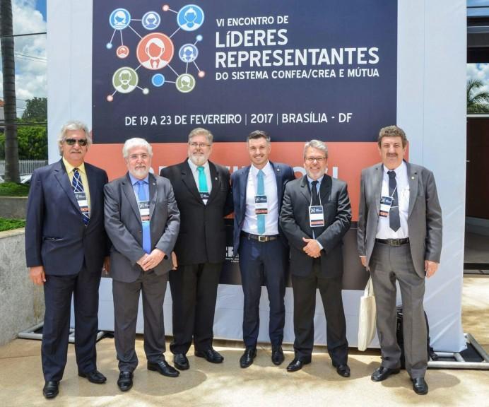 VI Encontro de Líderes Representantes do Sistema CONFEA/CREA e MÚTUA