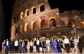 Villa Cores e Orlean levam Gustavo Martins para conhecer uma Roma exclusiva