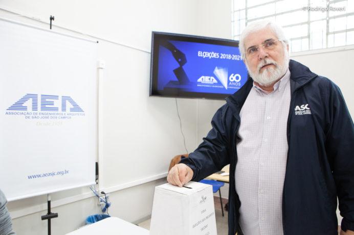 AEA/SJCampos elege Diretoria Executiva e Conselhos