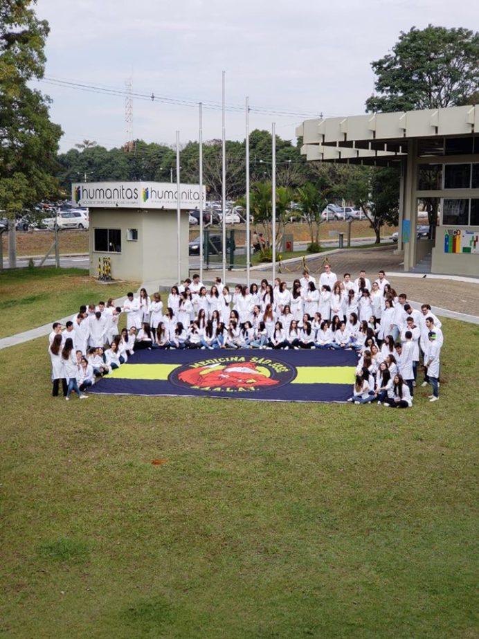 Humanitas inicia segundo semestre de 2018 com 3 turmas de Medicina
