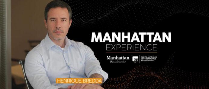 Manhattan Experience traz Henrique Bredda pela primeira vez ao Vale do Paraíba