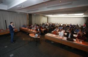 Congresso de Cirurgia de Quadril reúne 100 médicos em São José