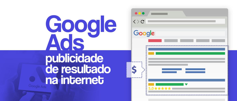 Google Ads como publicidade na internet